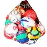 Portabalones de latiendadelclub JS Red porta 20 balones 0004117