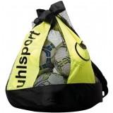 Portabalones de latiendadelclub UHLSPORT Bolsa de balones 100426201