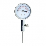 Compresor de latiendadelclub JS Medidor presión profesional 4097