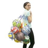 Portabalones de latiendadelclub JS Red porta 20 balones Deluxe 0004119